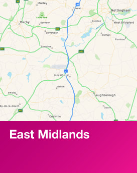 Region | East Midlands
