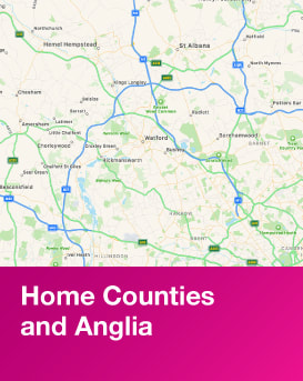 Region | Home Counties and Anglia