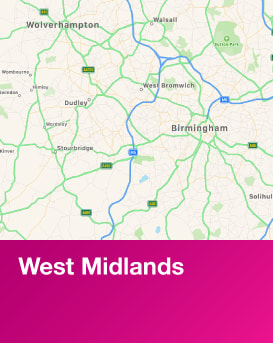 Region | West Midlands