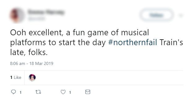 #NorthFail