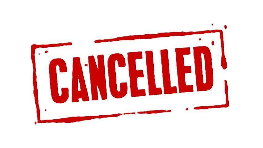 The Cancellation Plague - Hollerings