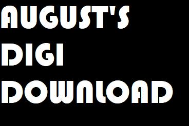 August Digi Download Transparent