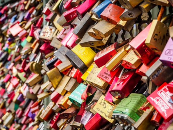 Padlocks - Security Feature Picture