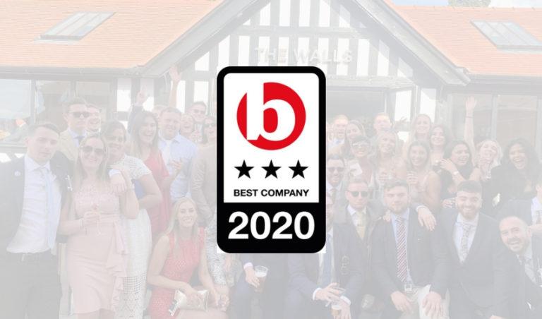 Best companies 3 star 2020
