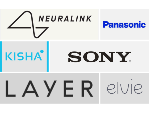 Top Wearables Logos Feature Image