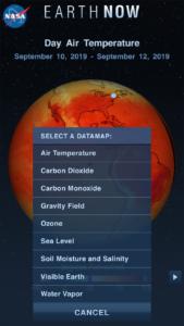 NASA Earth Now