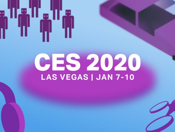 CES 2020 Logo Picture