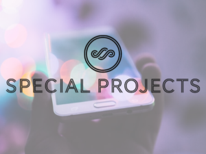 Special Projects Feature Image