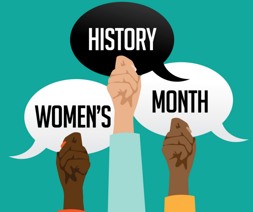 Womens History Month Feature Picture